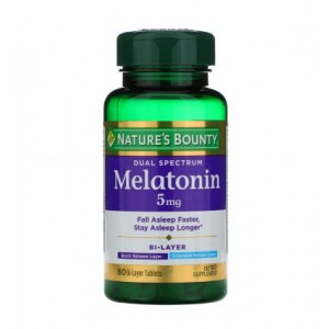 NATURES BOUNTY MELATONIN 5...
