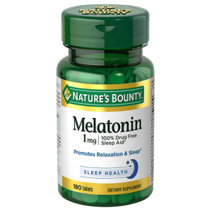 NATURES BOUNTY MELATONIN...